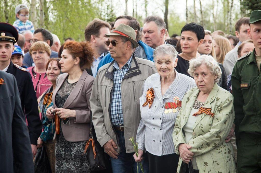 Развлекательную программу в центре столицы организовали для жителей Марушкинского