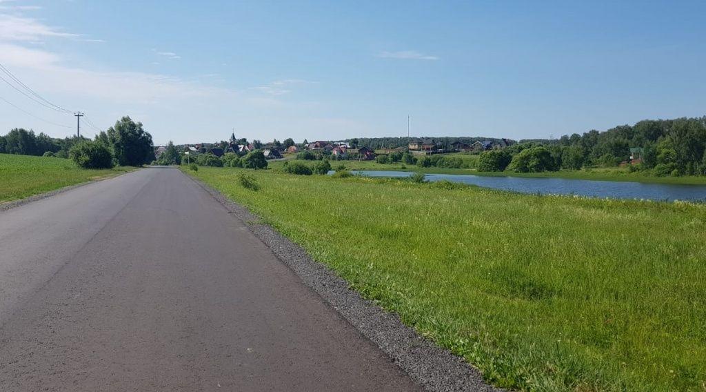 Дороги отремонтируют в Кленовском