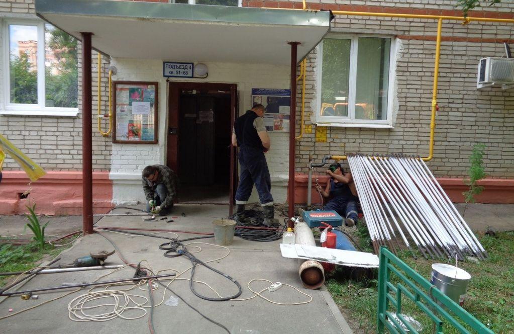Помещение жилого дома в Рязановском обновят