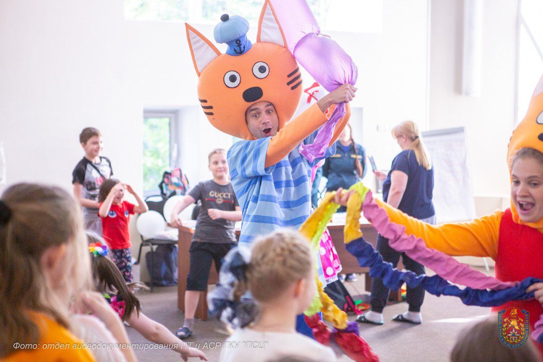 Сотрудники Спецпредприятия  провели праздник для детей клинической больницы имени И.М. Сеченова