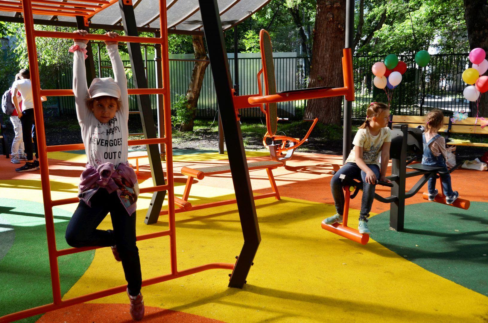 Место для активного отдыха создадут в Десеновском. Фото: Анна Быкова