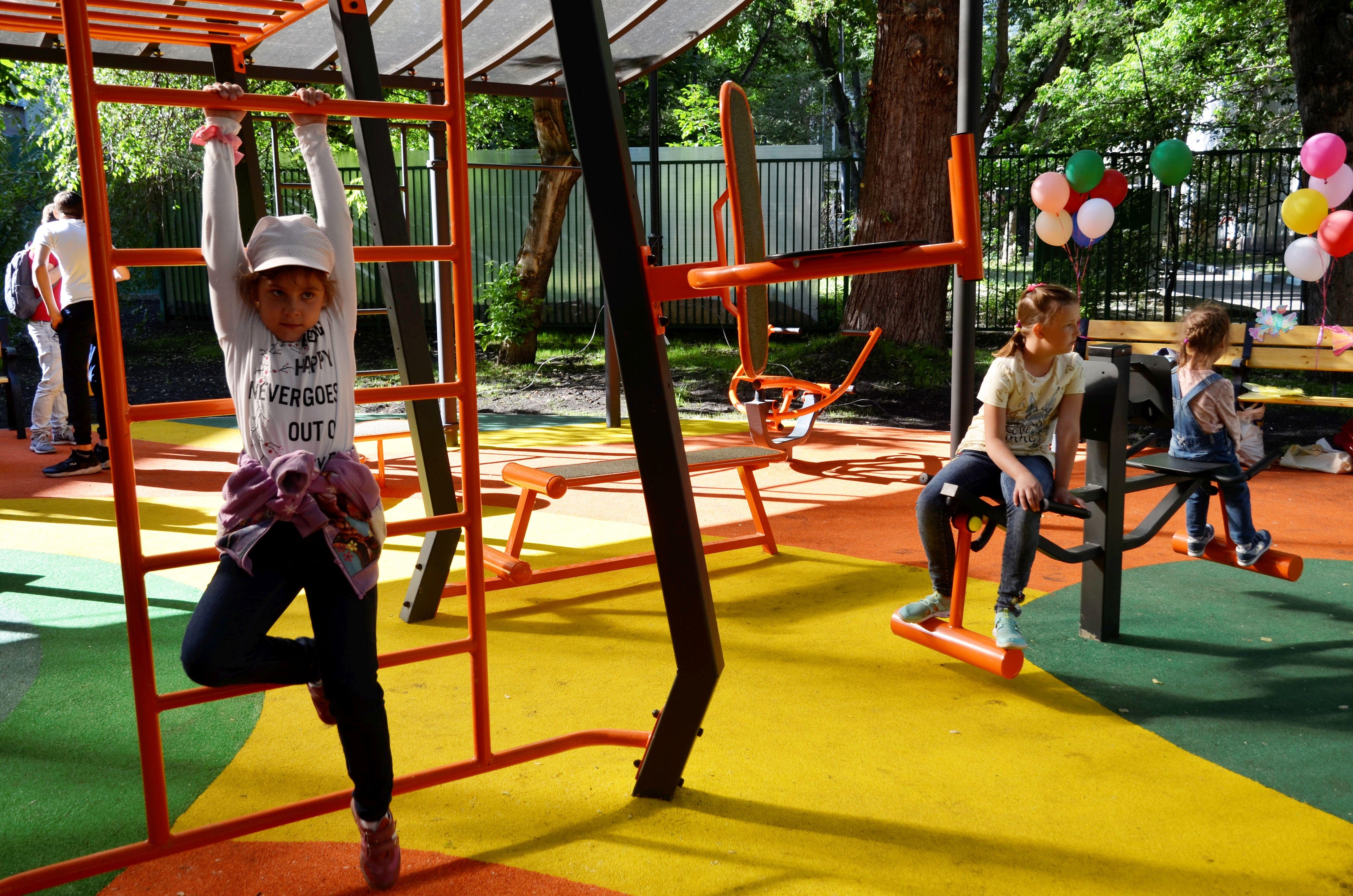 Место для активного отдыха создадут в Десеновском
