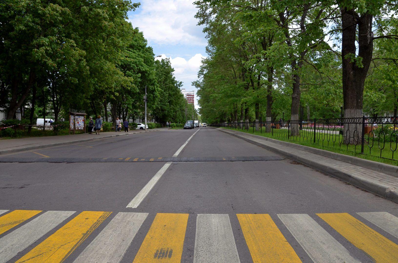 Следующий этап ремонта дорог начали в поселении Внуковское. Фото: Анна Быкова