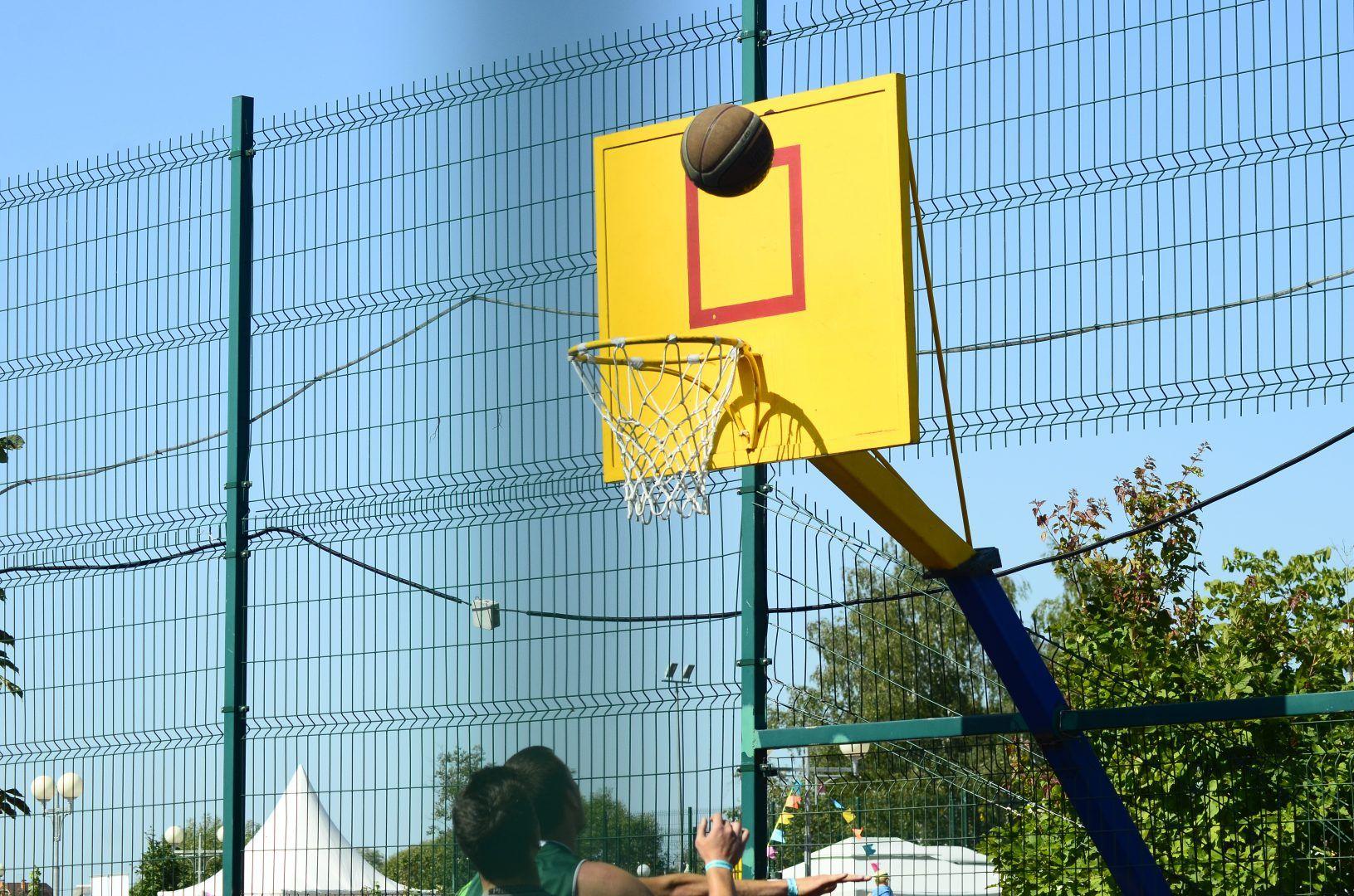 Состязания по стритболу проведут в Краснопахорском. Фото: Анна Быкова