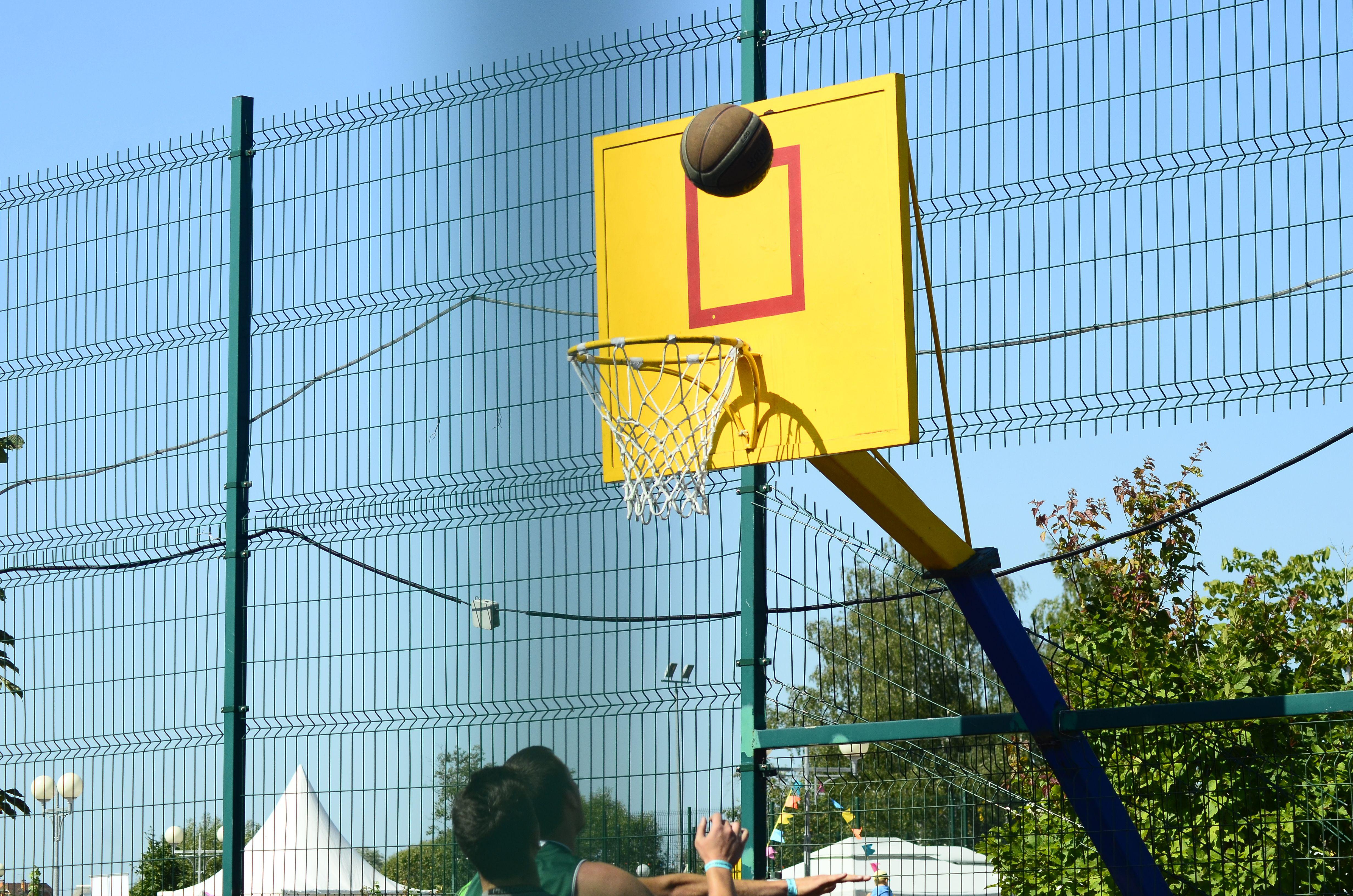 Состязания по стритболу проведут в Краснопахорском