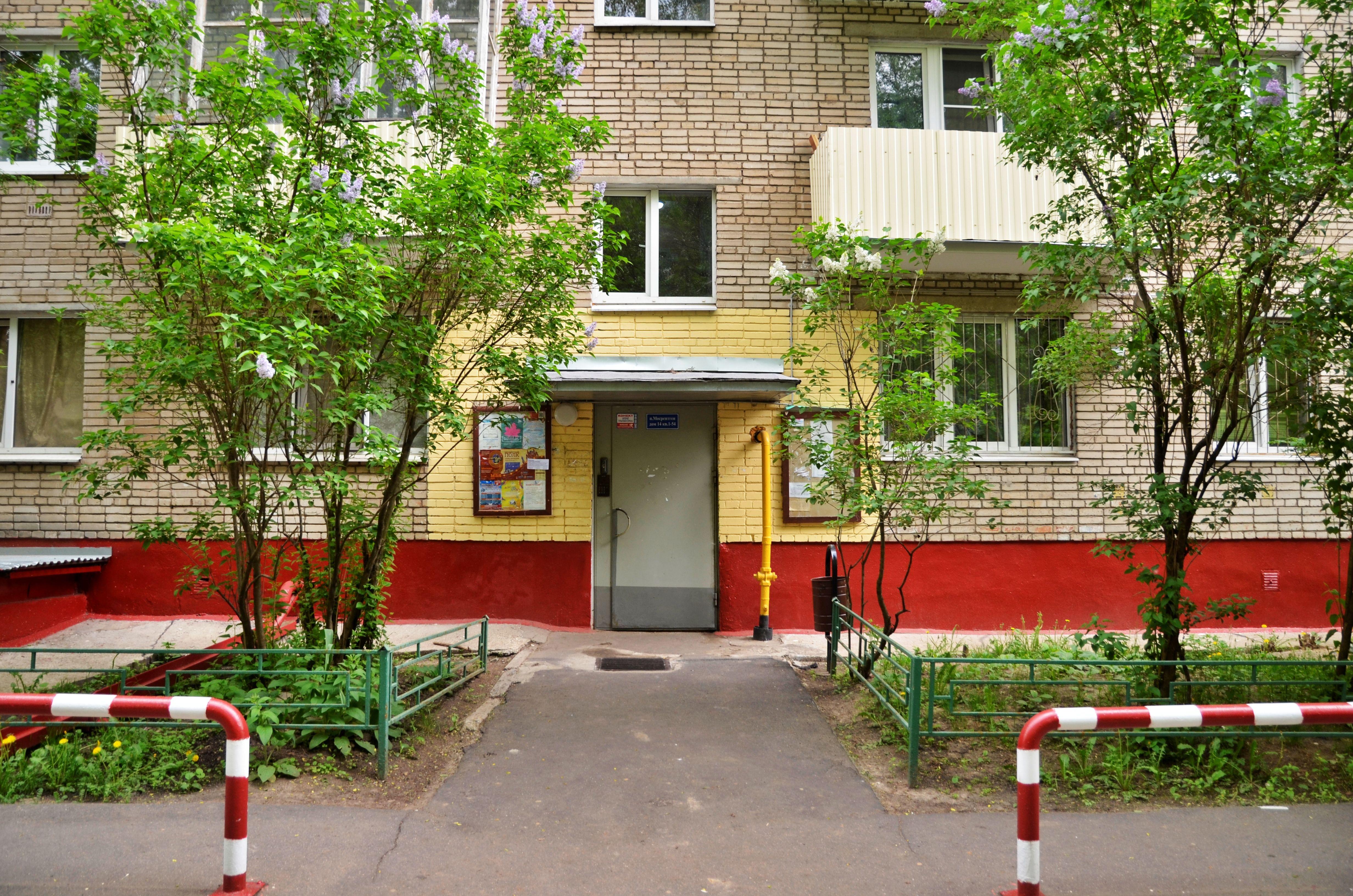 Подъезды домов отремонтируют в Марушкинском