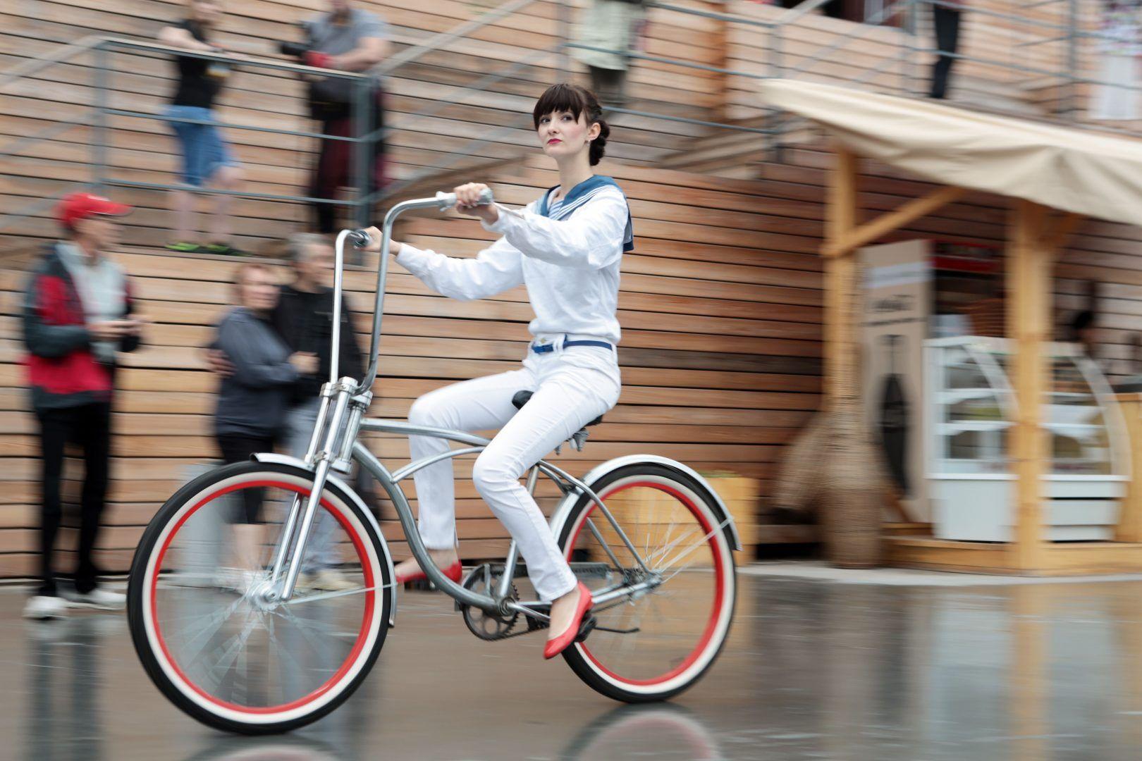Молодежь из Вороновского планируют провести велопробег. Фото: архив, «Вечерняя Москва»