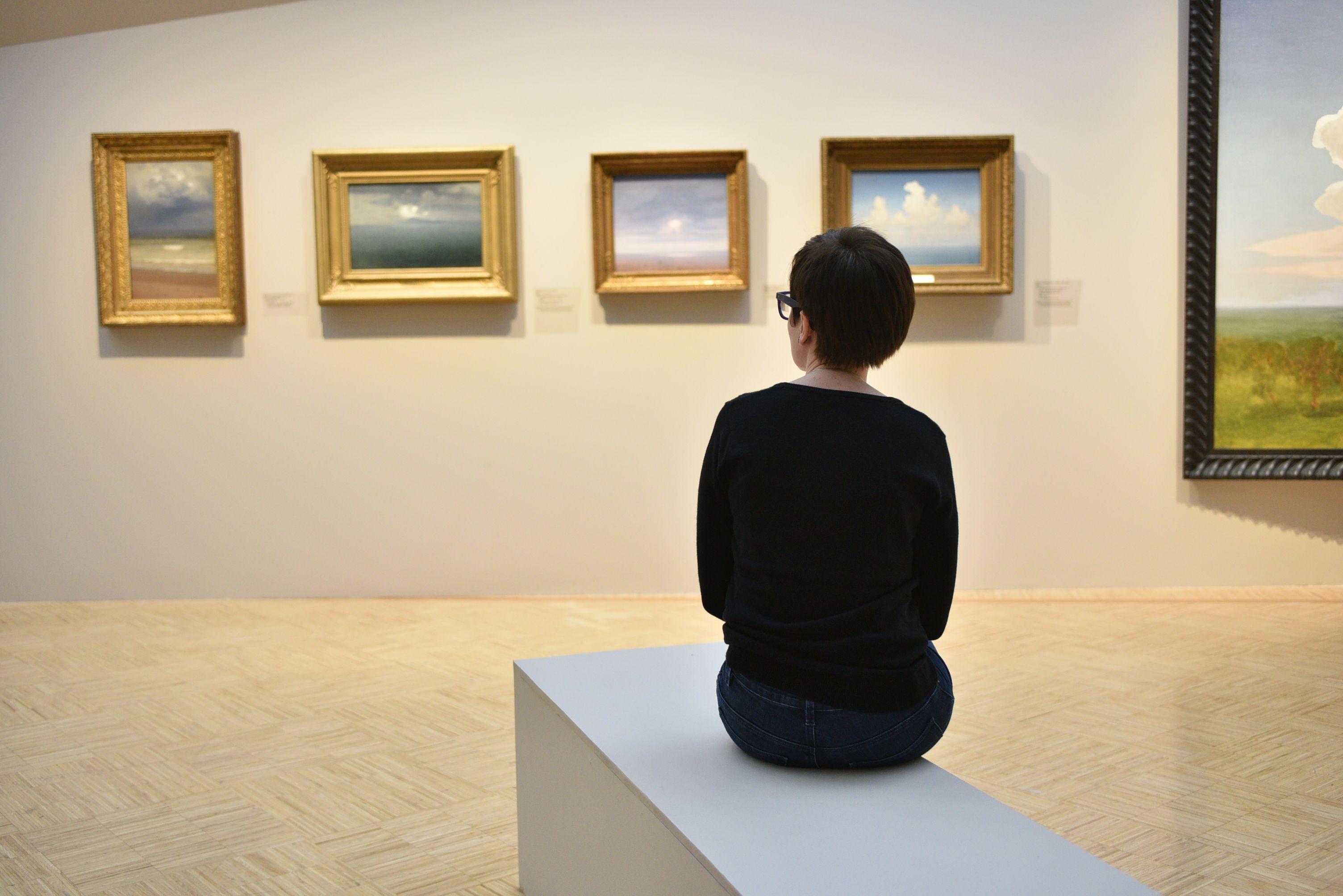 Третьяковскую галерею посетят жители Рязановского
