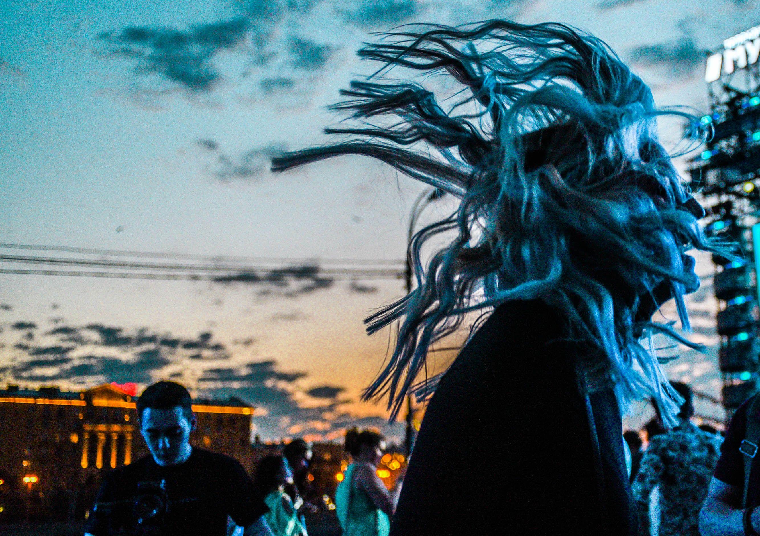 Рэп-концерт стал самым популярным мероприятием на Дне молодежи в Москве