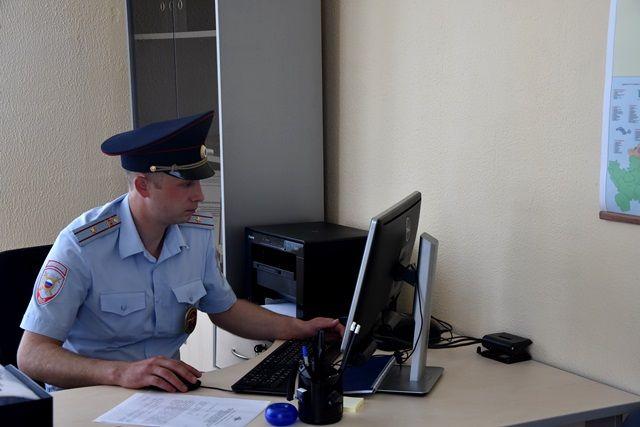 Сотрудники полиции Новой Москвы задержали подозреваемого в краже у пенсионерки