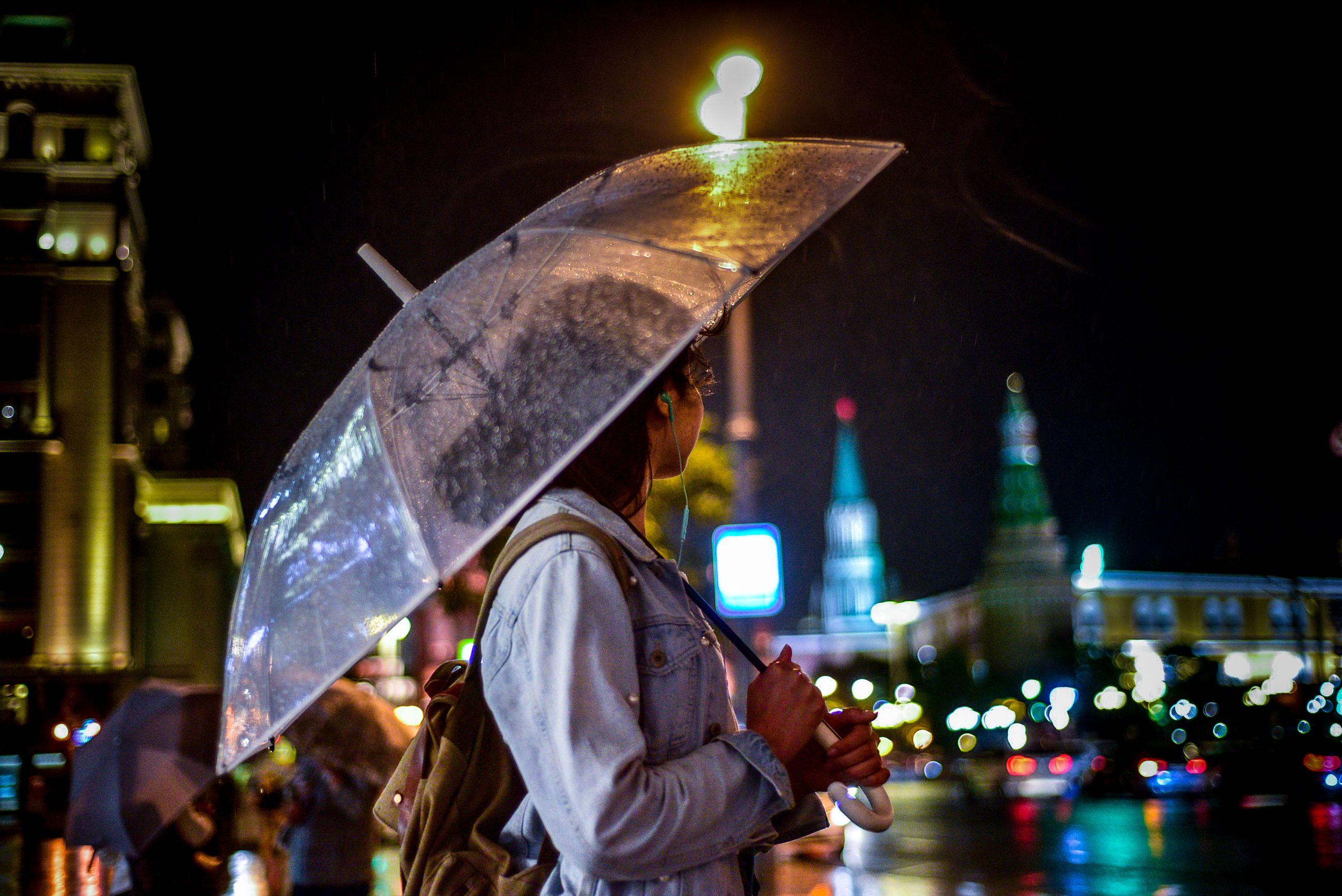 Атмосферное давление в Москве рухнет почти на 20 единиц