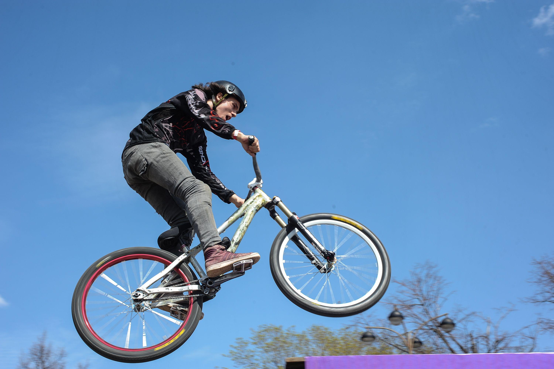 Летом в Москве откроют BMX-велодром