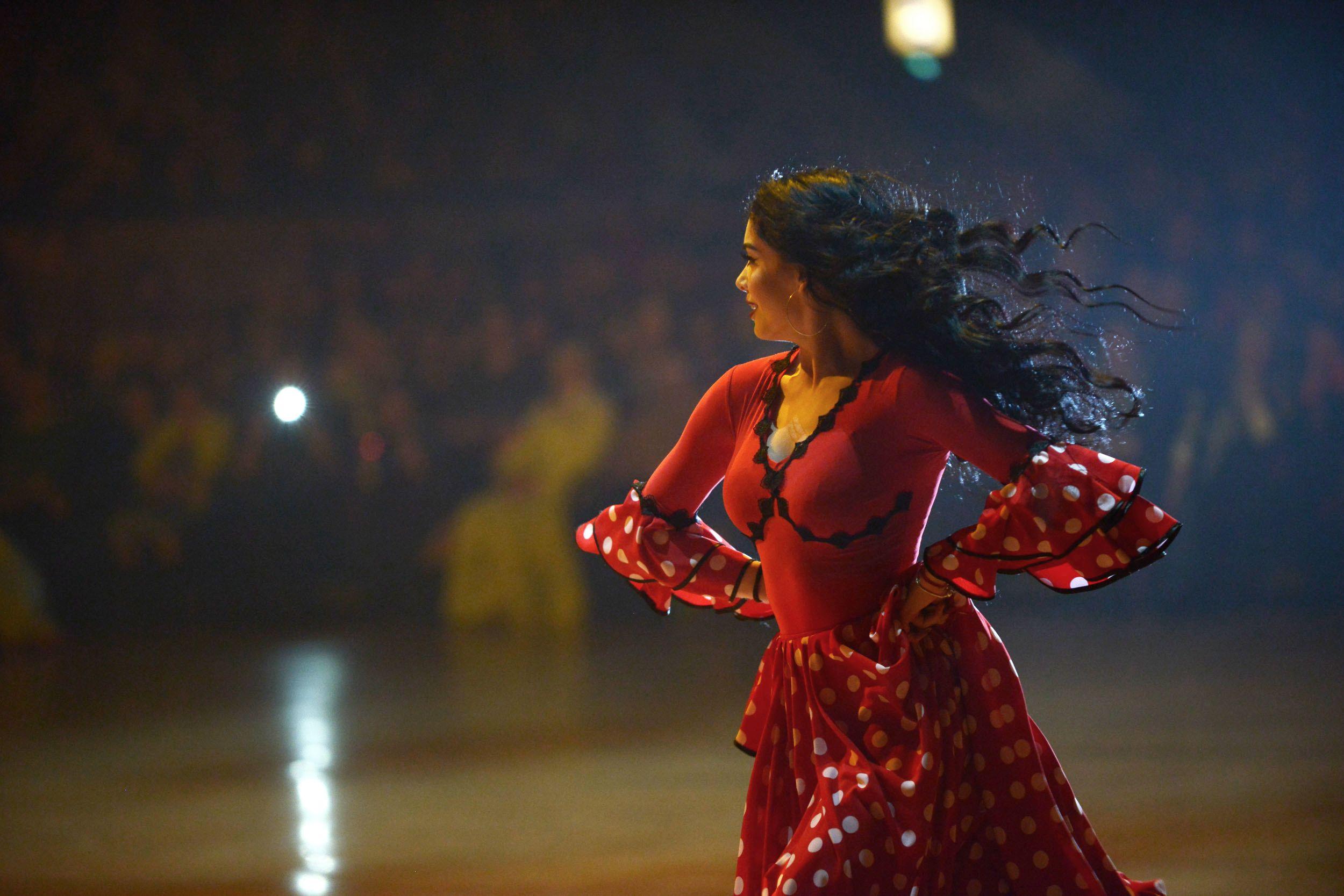 Танцевальное состязание организуют ребята из Вороновского