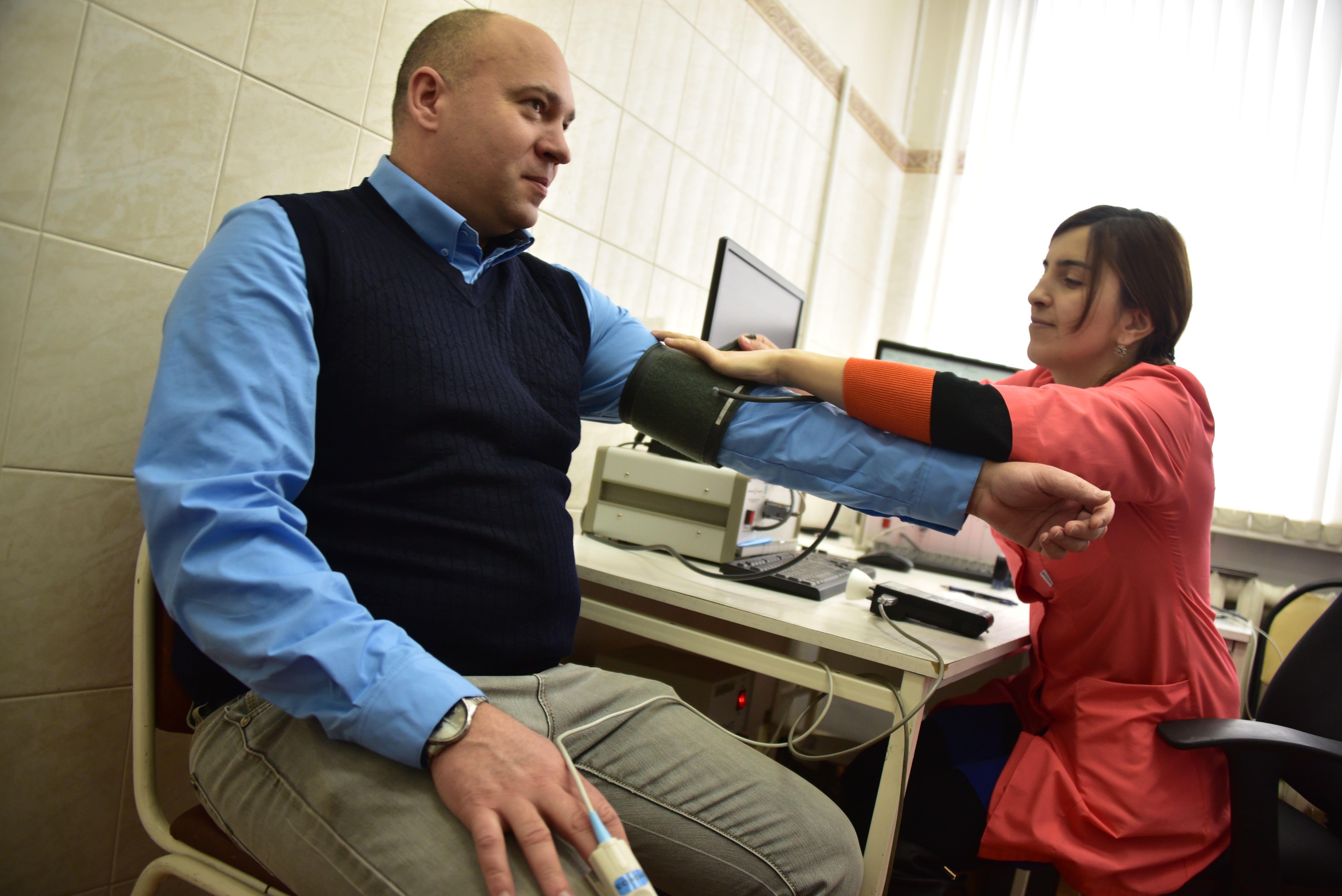 Бесплатную диагностику гипертонии у москвичей продлили до 30 июня