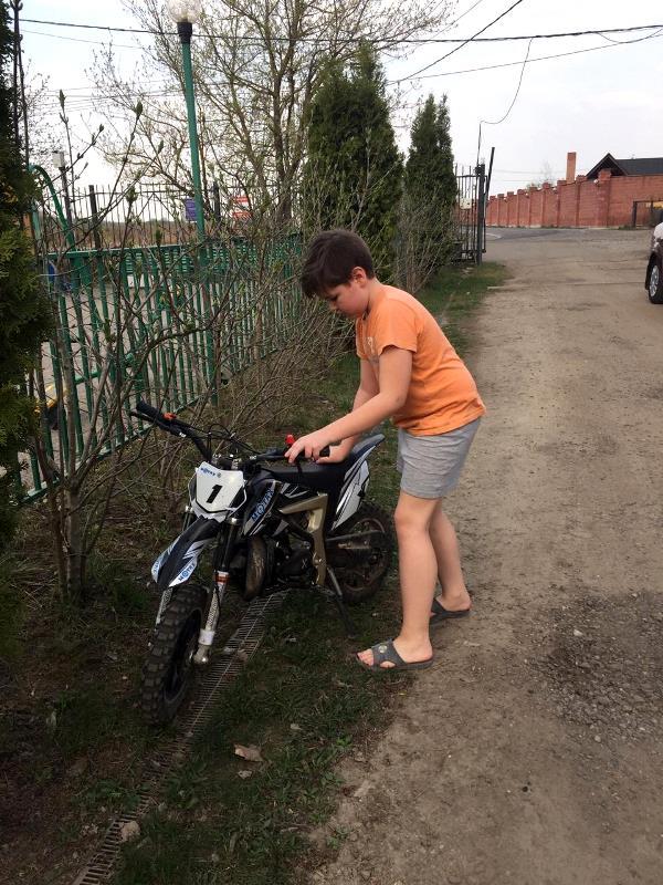 Госавтоинспекция ТиНАО предупреждает: мопед, скутер, квадроцикл-не игрушки