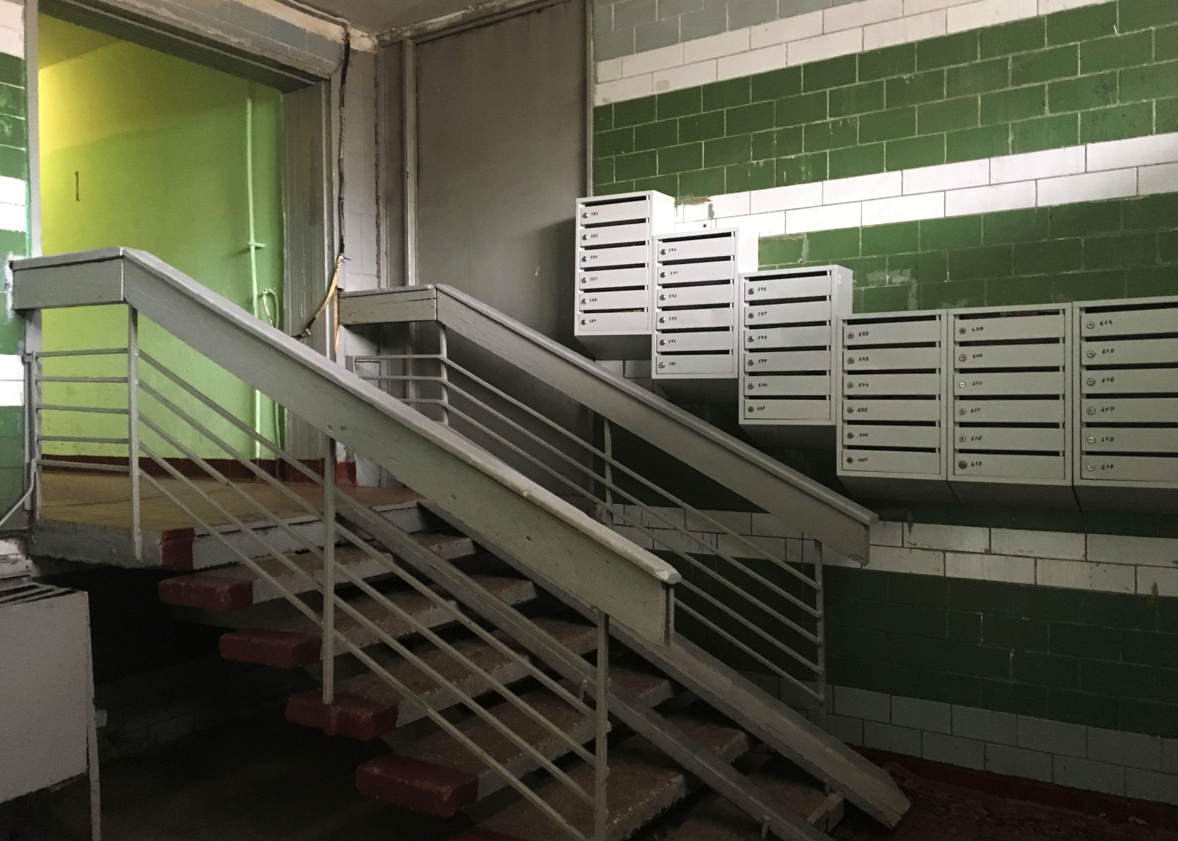 Подъезды жилых домов отремонтируют в Первомайском