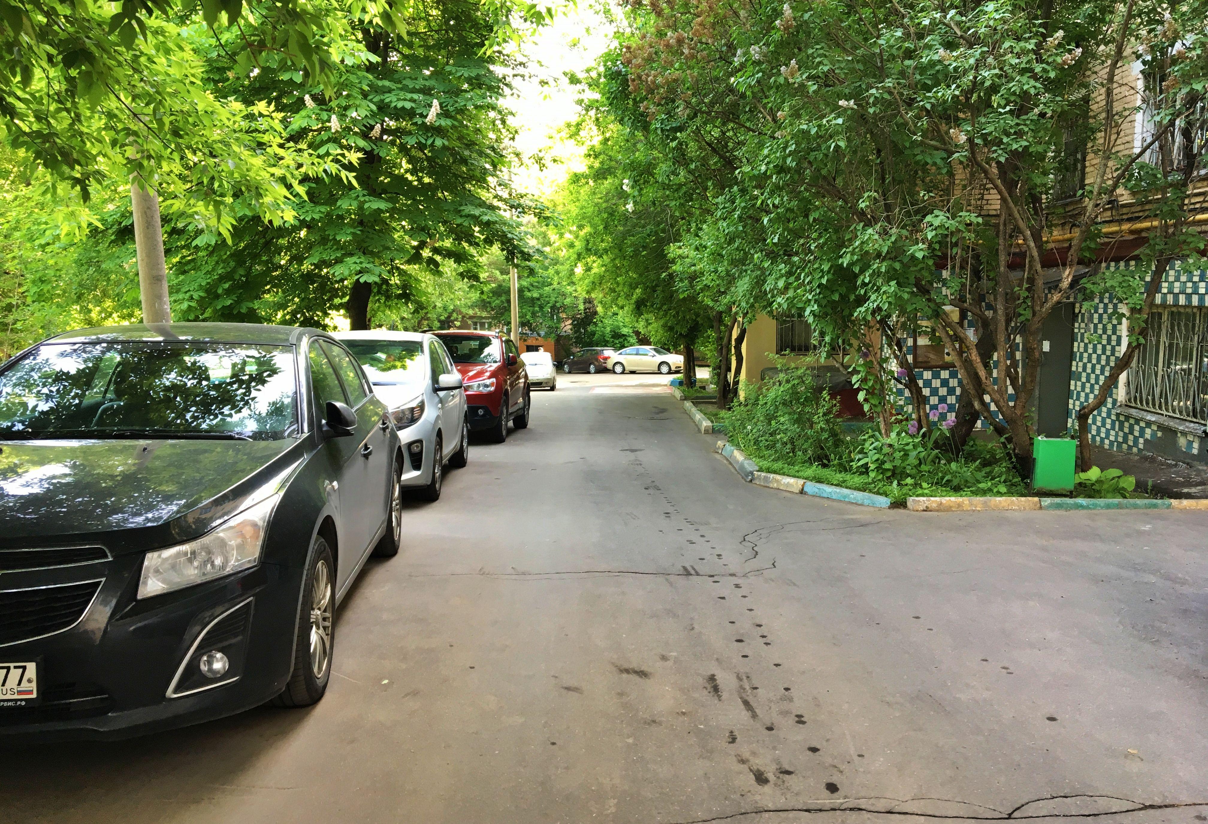 Ремонт дорог проведут в поселении Кленовское