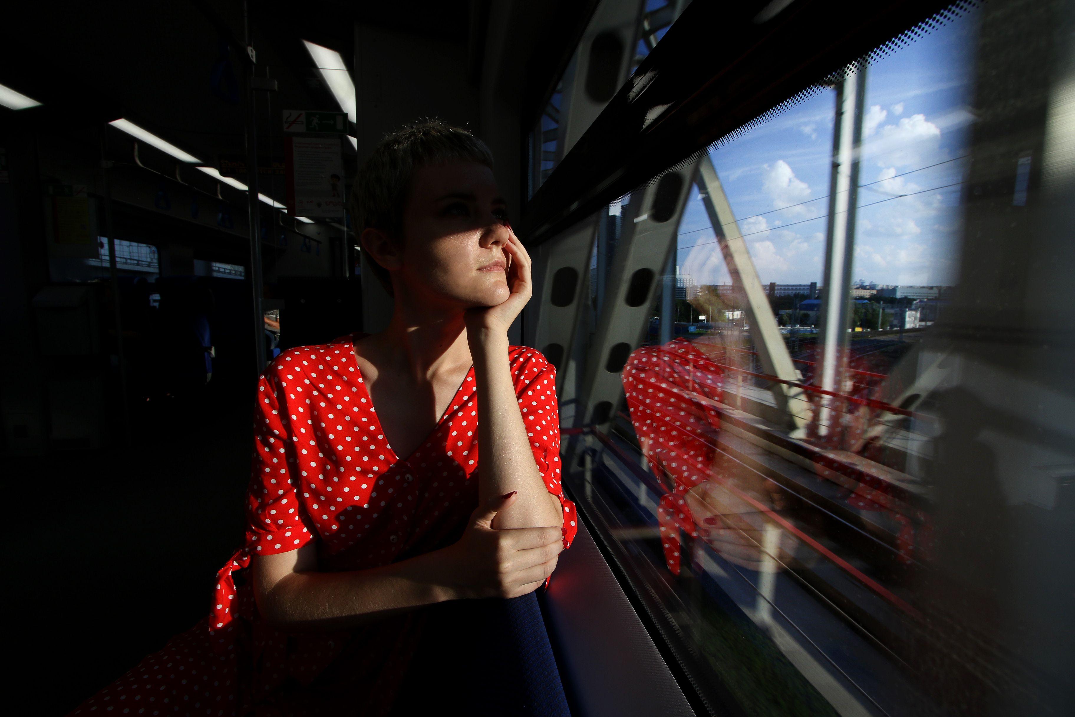 Поезда на МЦК перевезли более 58 миллионов пассажиров за пять месяцев.Фото: Екатерина Якель, «ВечерняяМосква»