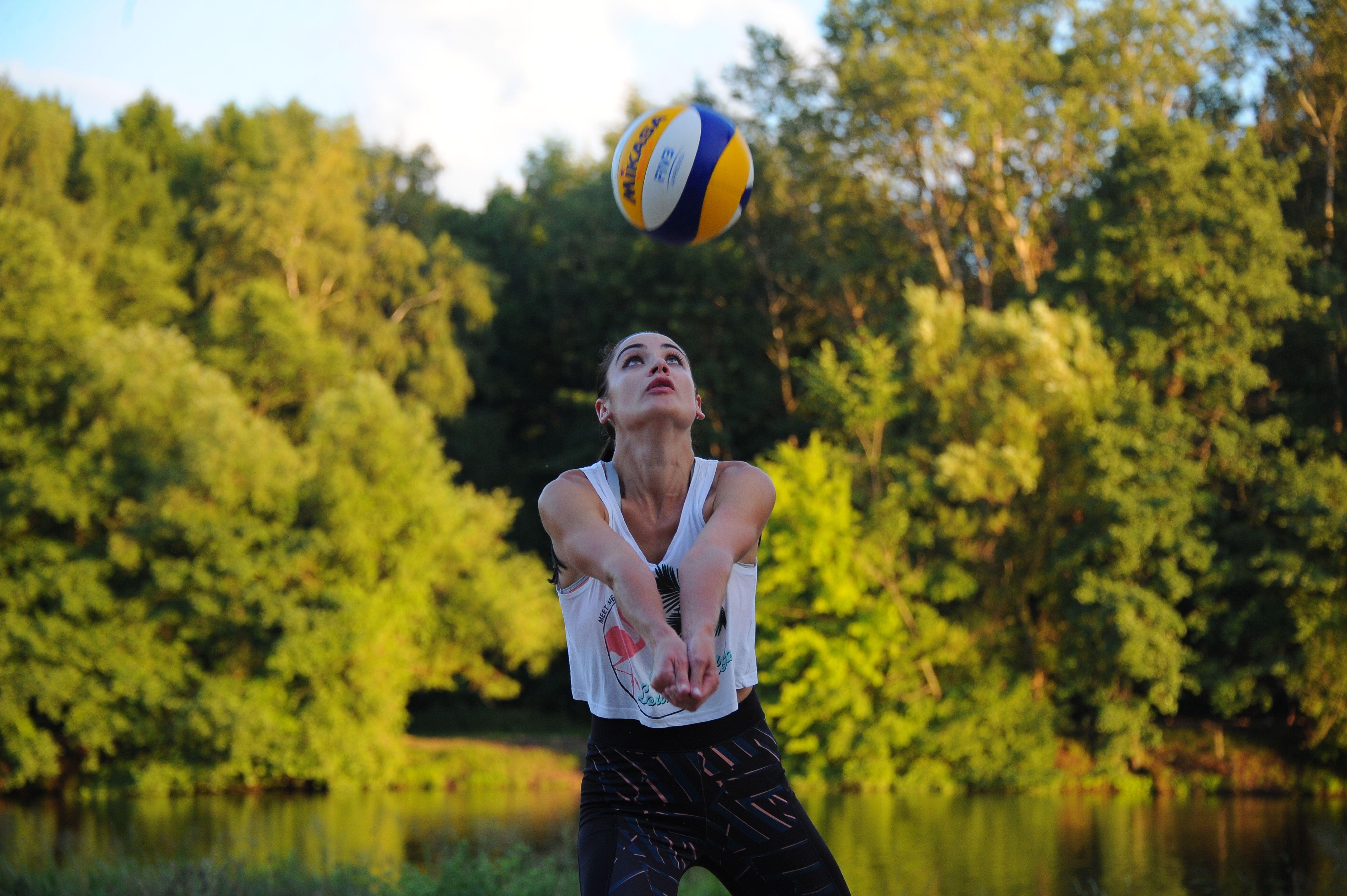 Турнир по пляжному волейболу состоится в Сосенском