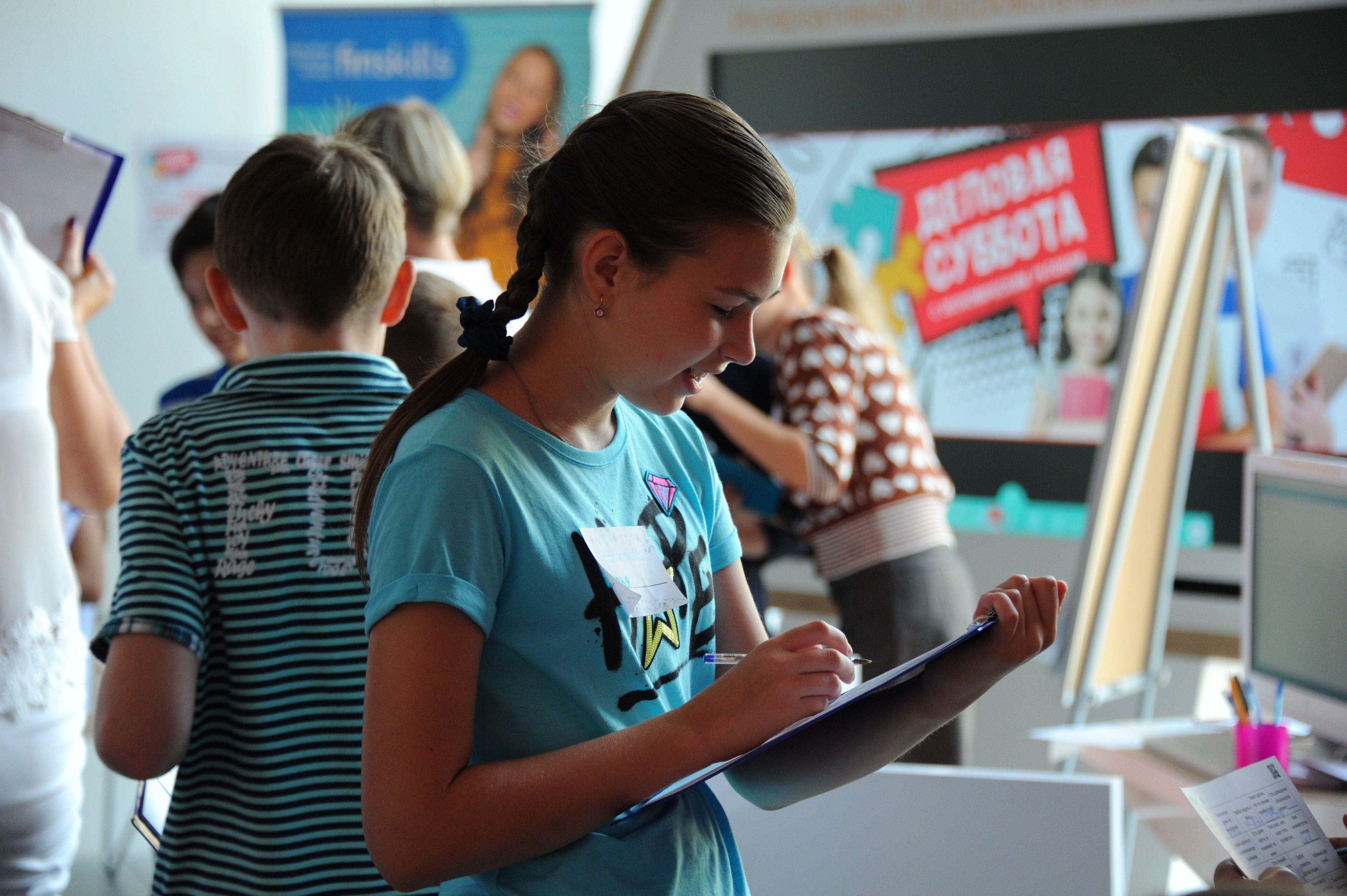 Московских школьников пригласили на бизнес-лекции ВДНХ