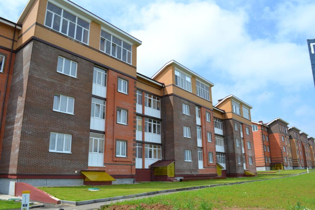 Подъезды домов отремонтируют в Роговском