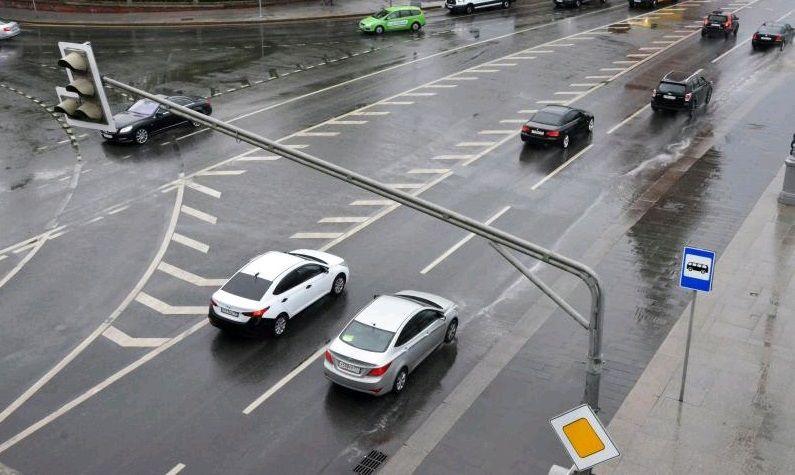 За семь лет в Новой Москве ввели в эксплуатацию почти 158 000 метров дорог. Фото: Анна Быкова, «Вечерняя Москва»