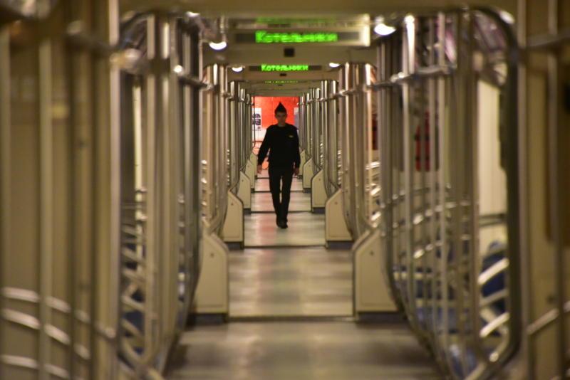 В Москве стация метрополитена «Выхино» Таганско-Краснопресненской линии стала разгружена более чем на 20 процентов. Фото: Антон Гердо