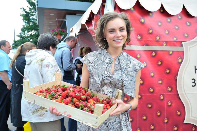 Площадки по продаже клубники откроют в Новой Москве