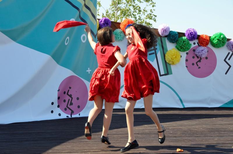 Танцевальный баттл организуют для юных жителей Внуковского