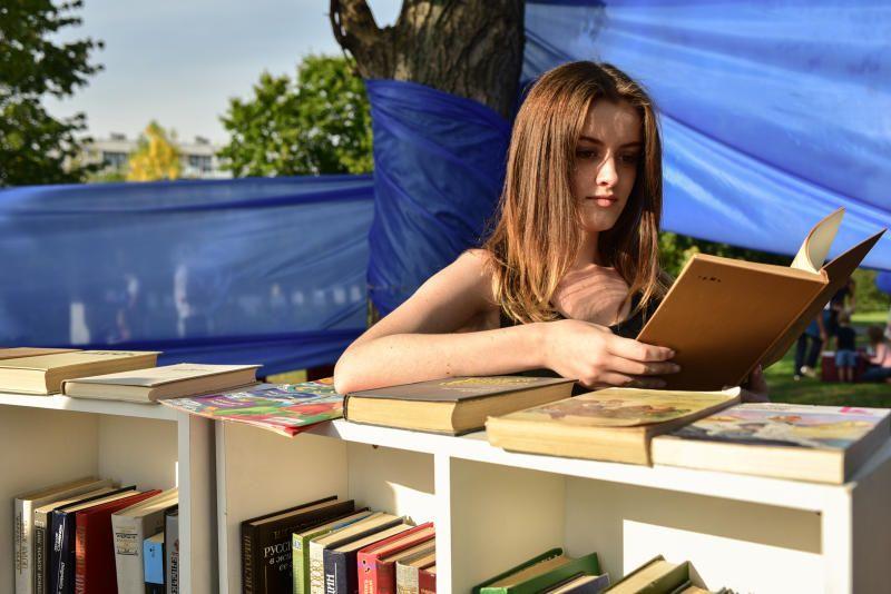 Литературную акцию проведут в поселении Рязановское