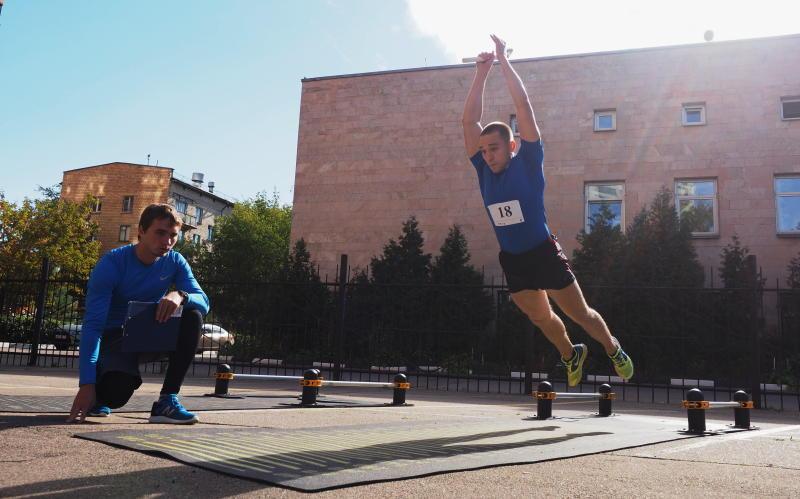 Спортсмены из Михайлово-Ярцевского продемонстрируют свои физические способности