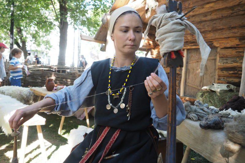 Половину площадок фестиваля «Времена и эпохи» посвятили отечественной истории