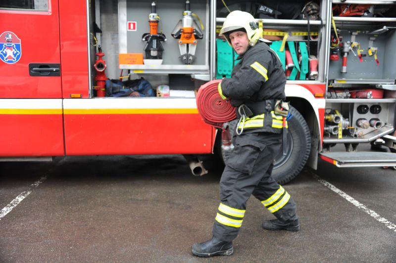 Пожарное депо откроют в Краснопахорском