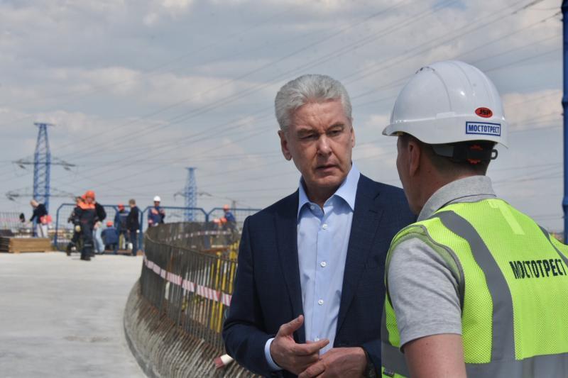Собянин открыл совмещенный автомобильный и метротоннель в Коммунарке. Фото: архив