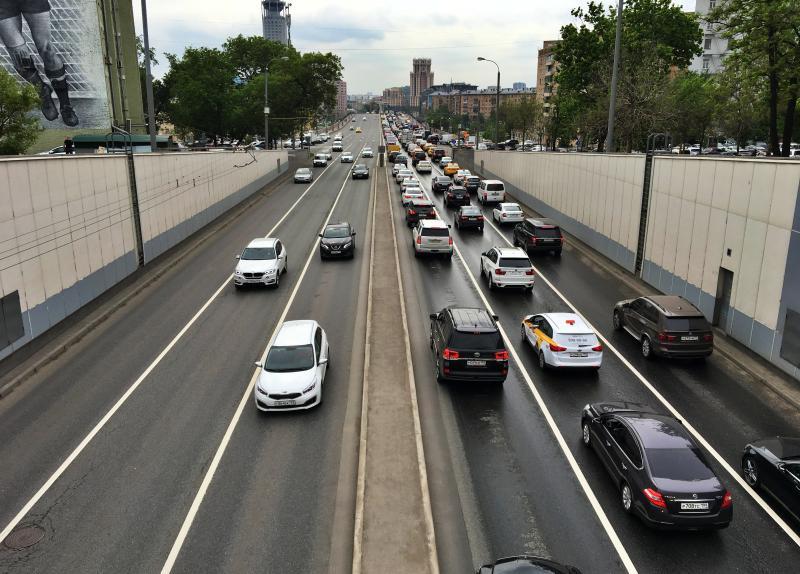 Запуск новых станций красной ветки метро разгрузит Калужское шоссе на 7%