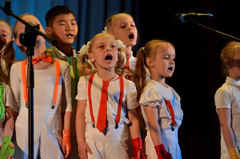 Ребята из Первомайского выступят на школьном концерте