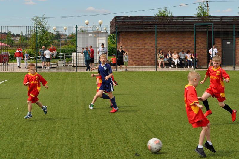 Футболисты из Десеновского сыграют в финальном этапе