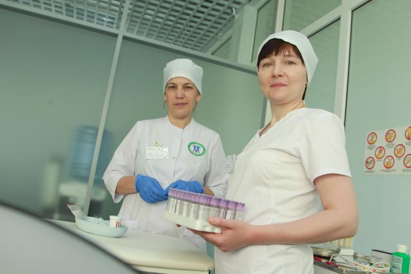 Почти 35 тыс человек проверили здоровье в павильонах «Здоровая Москва». Фото: архив