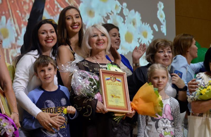 Окружной конкурс «Супер-бабушка ТиНАО —2019» прошел в Троицке