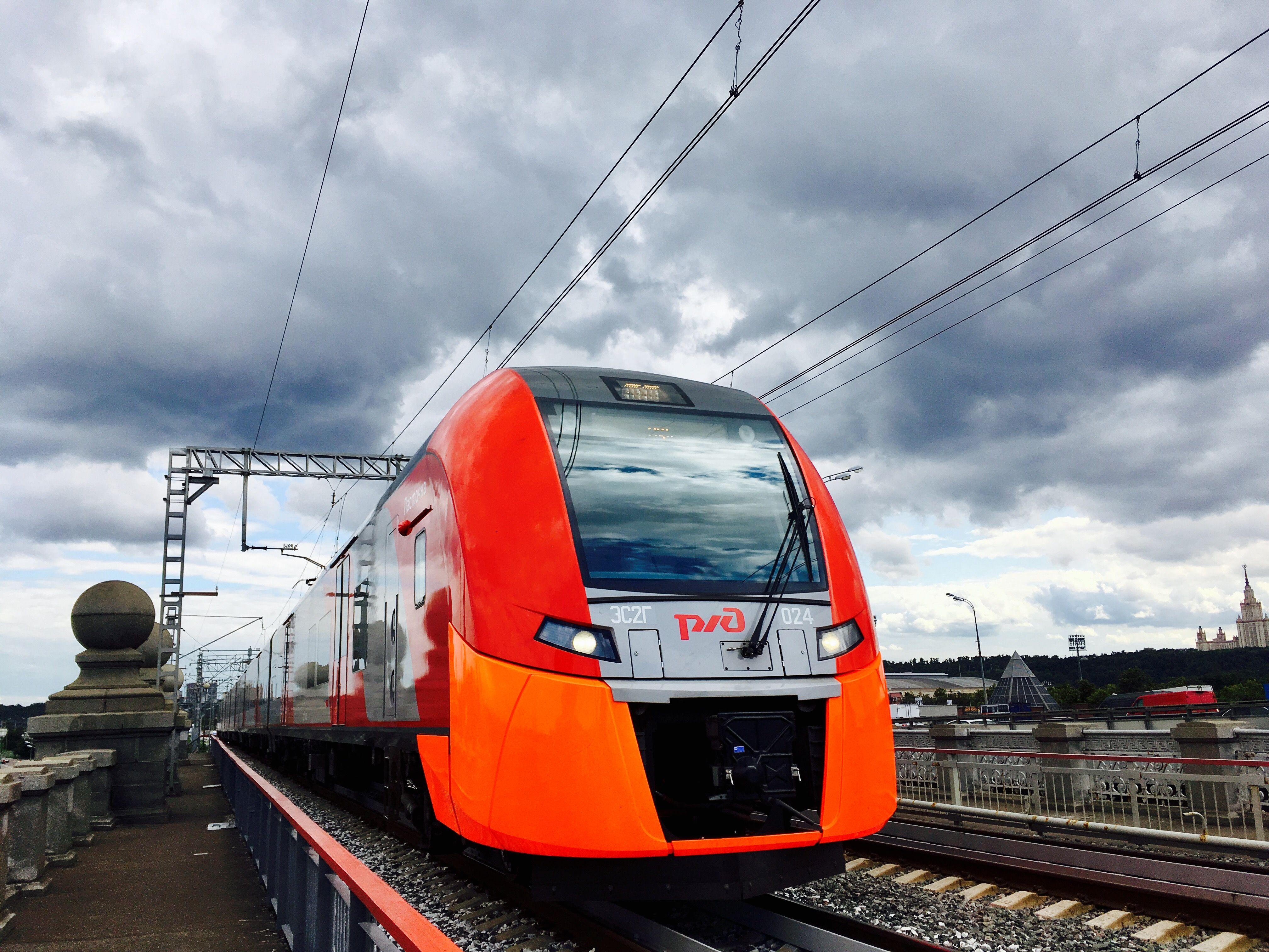 Поезда «Ласточка» станут курсировать с четырехминутным интервалом