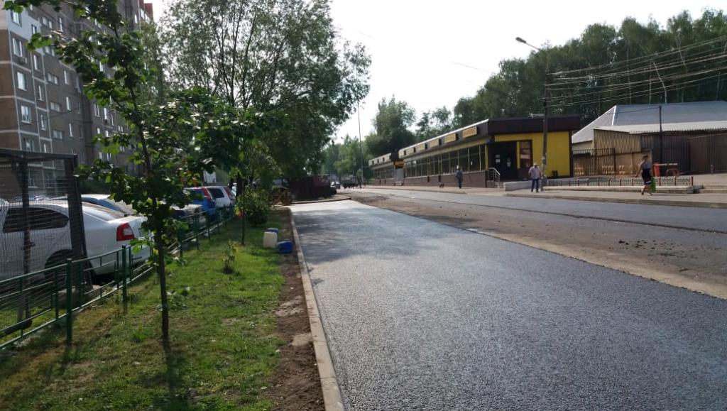 Парковочное пространство обустроят в Рязановском
