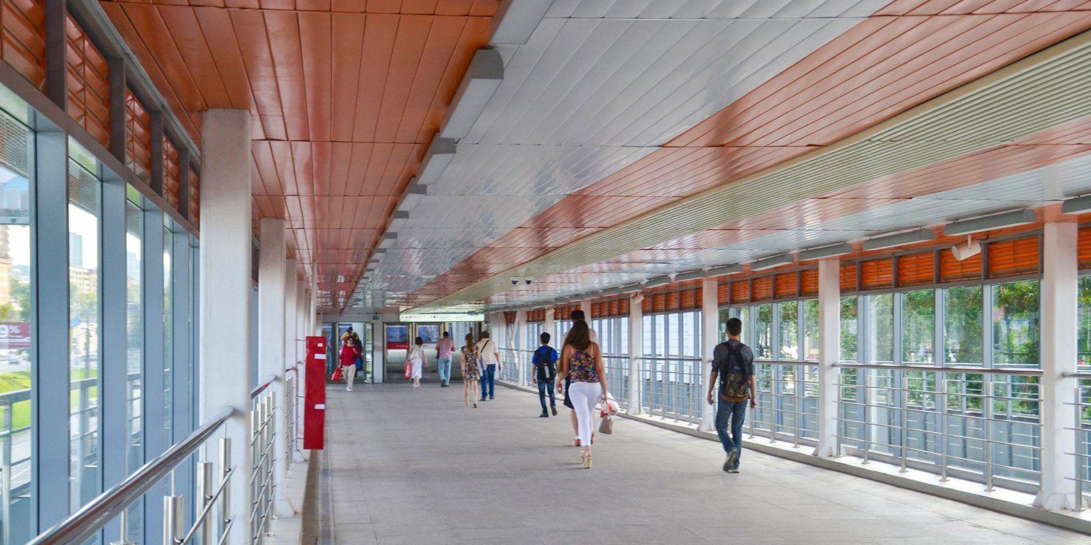 Две платформы МЦД соединят со станциями московского метро