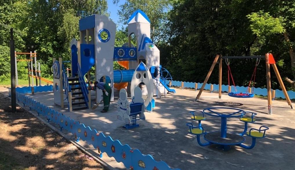 Благоустройство дворов проведут в Краснопахорском