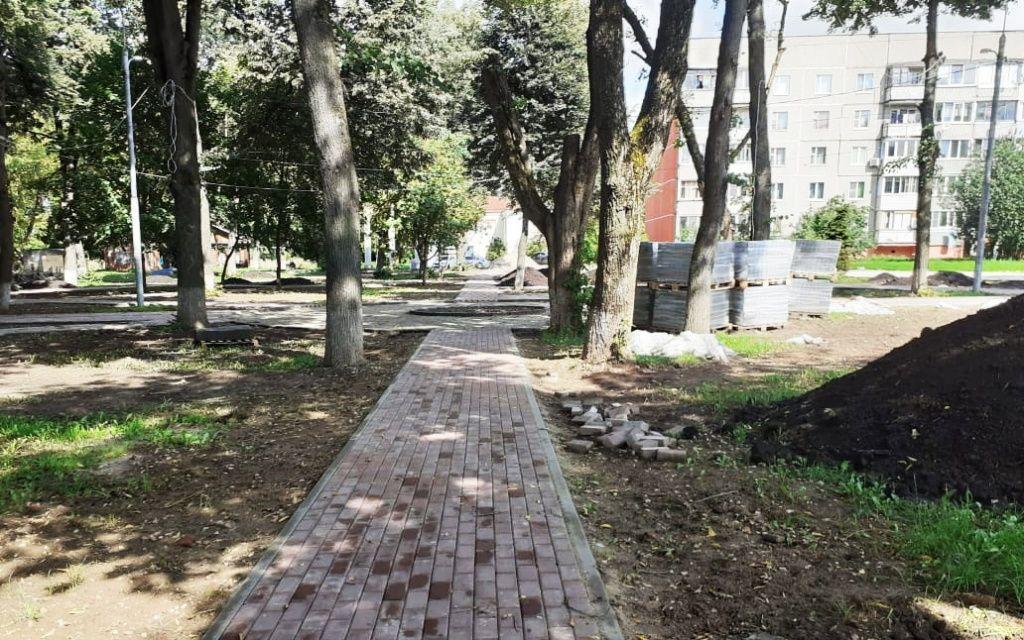 Обустройство парковой зоны проведут в поселении Рязановское
