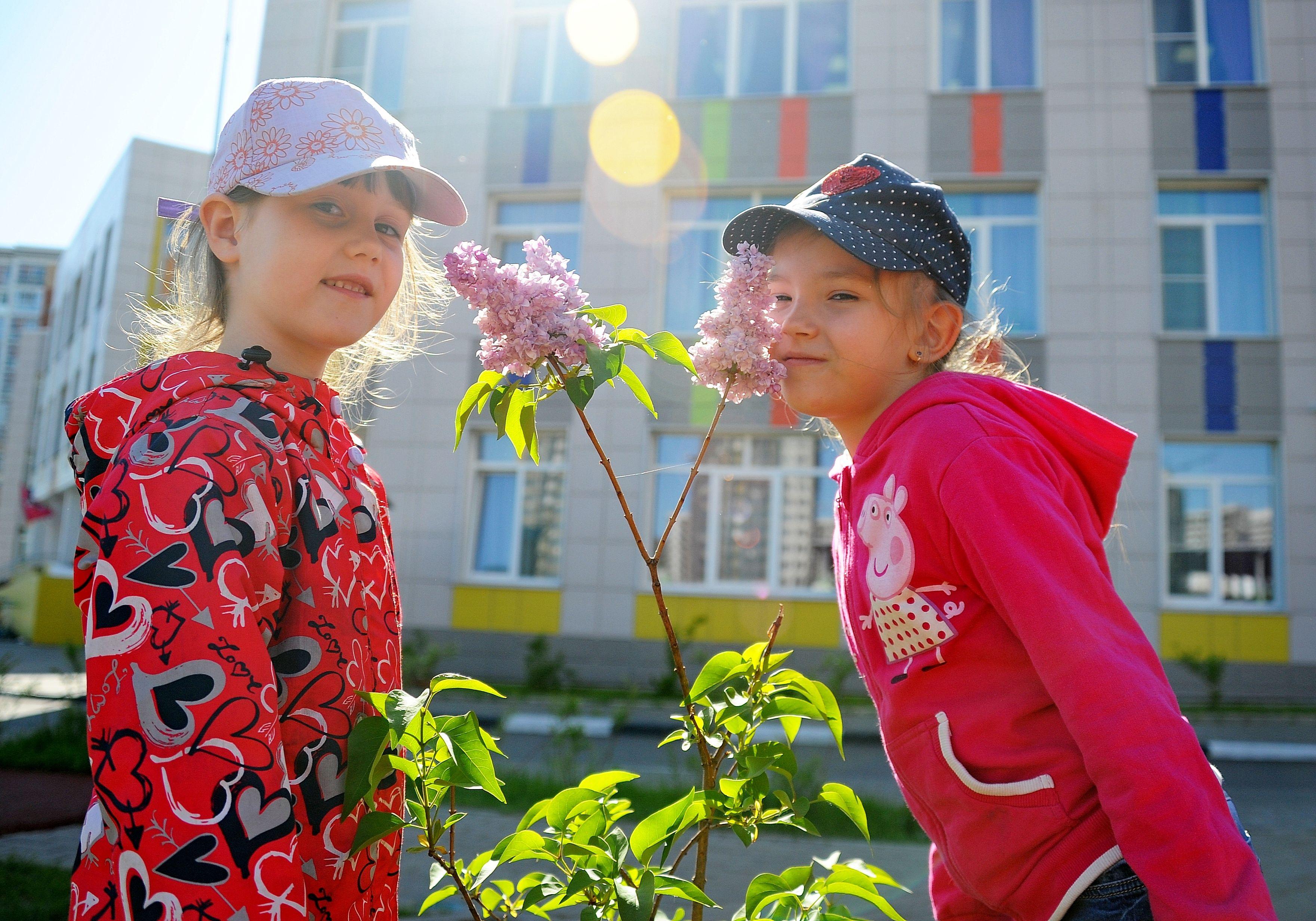 Два детсада и две школы открыли в Новой Москве за полгода