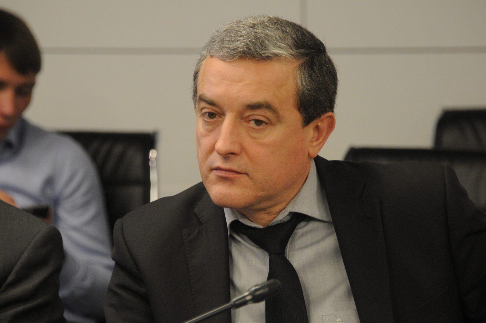 Советник руководителя Департамента образования и науки Москвы Игорь Павлов