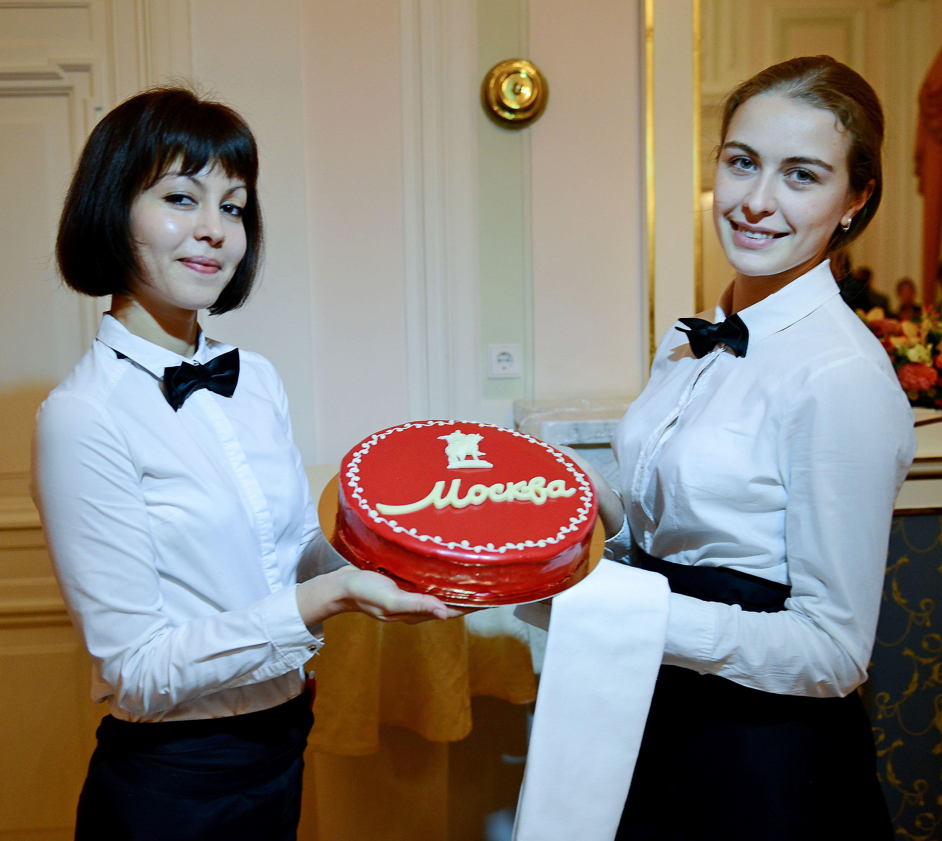 В Парке Горького началось самое сладкое сражение года.Фото: архив, «Вечерняя Москва»