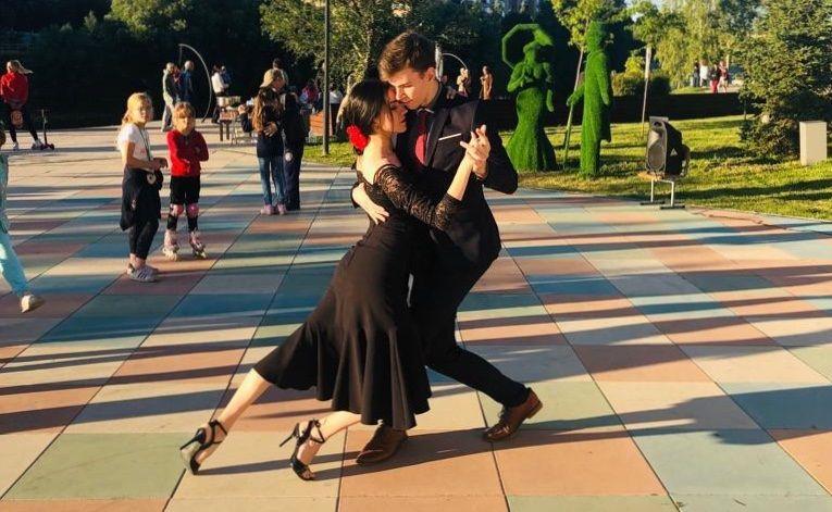 Танцевальную встречу «Аргентина-Ямайка» провели в Воскресенском