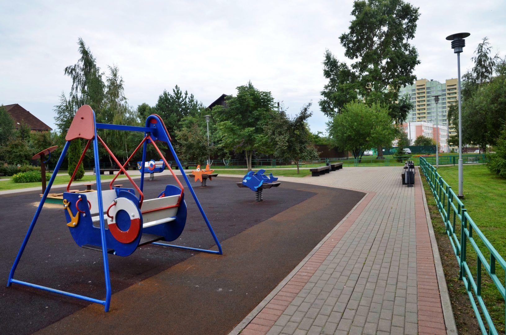 Программу благоустройства реализуют в Марушкинском. Фото: Анна Быкова