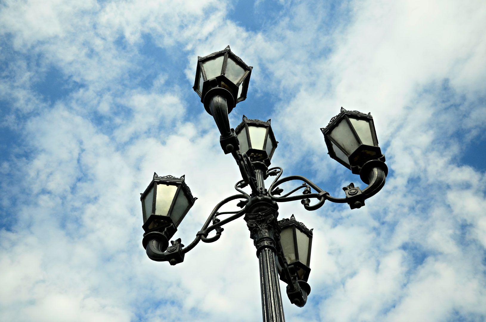 Замену опор освещения проведут в Московском. Фото: Анна Быкова
